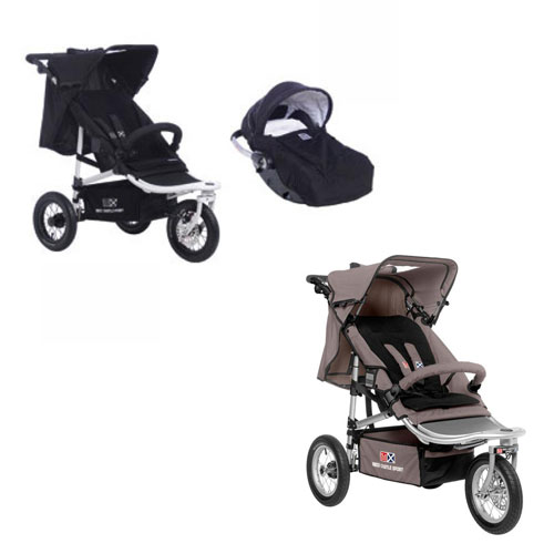 Wonderful RED CASTLE All Terrain Stroller