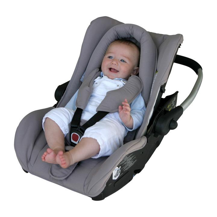 Marvelous RED CASTLE Car Seat