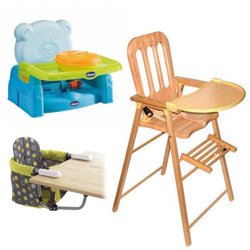 Val Baby, location de chaise haute et de réhausseur pour bébé à Val d'Isère
